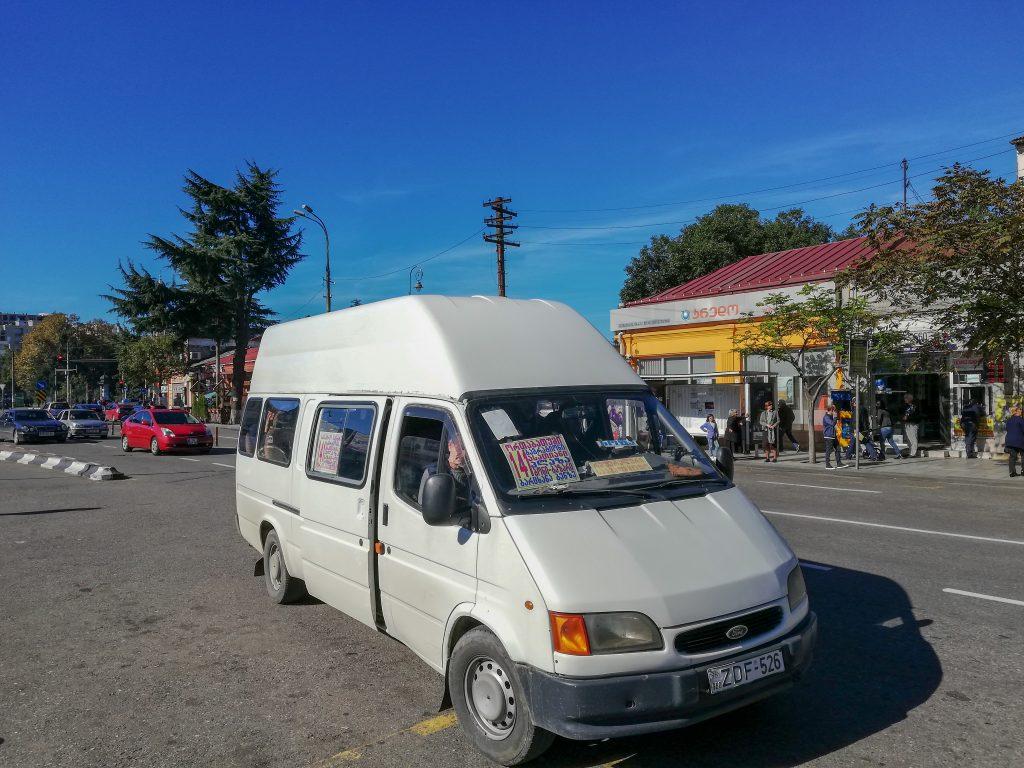 Τα μεταφορικά μέσα στο Μπατούμι
