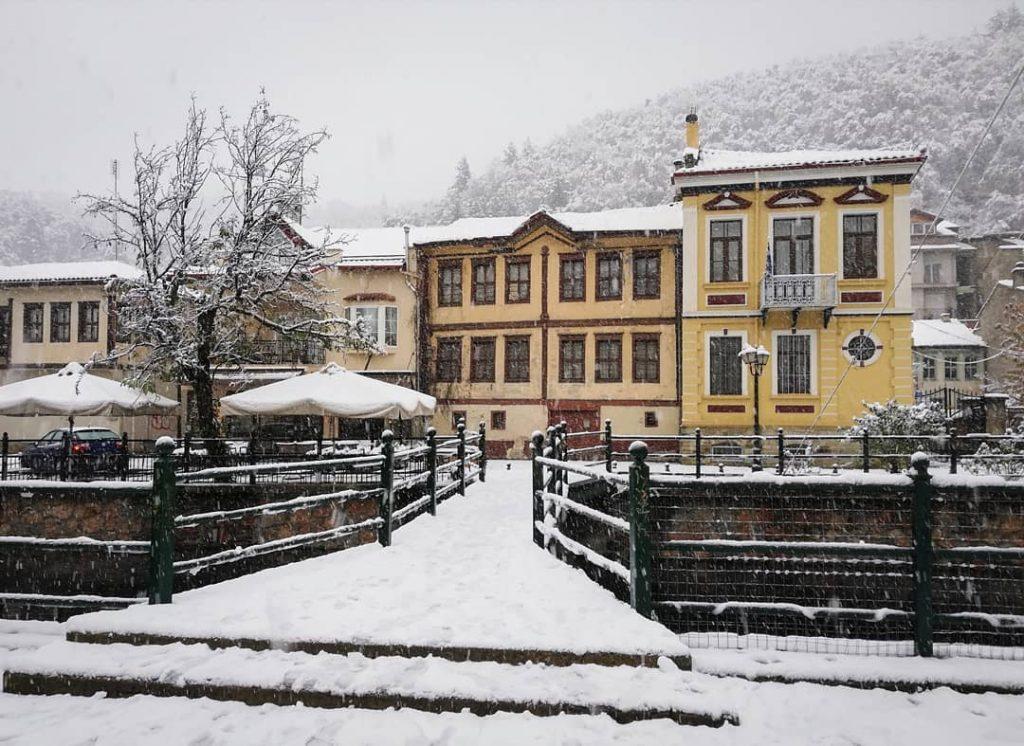 Χειμώνας στη Φλώρινα