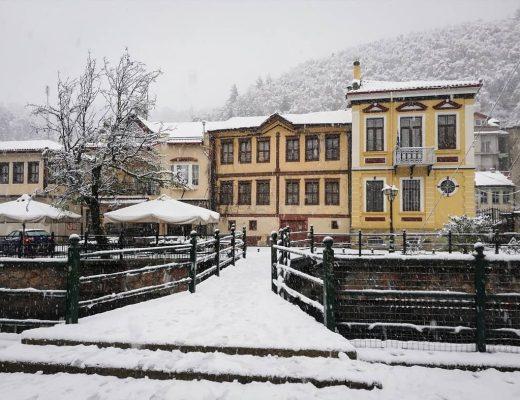 Φλώρινα, χιόνια και φωτιές – Πέτρινα μονοπάτια στα Βαλκάνια