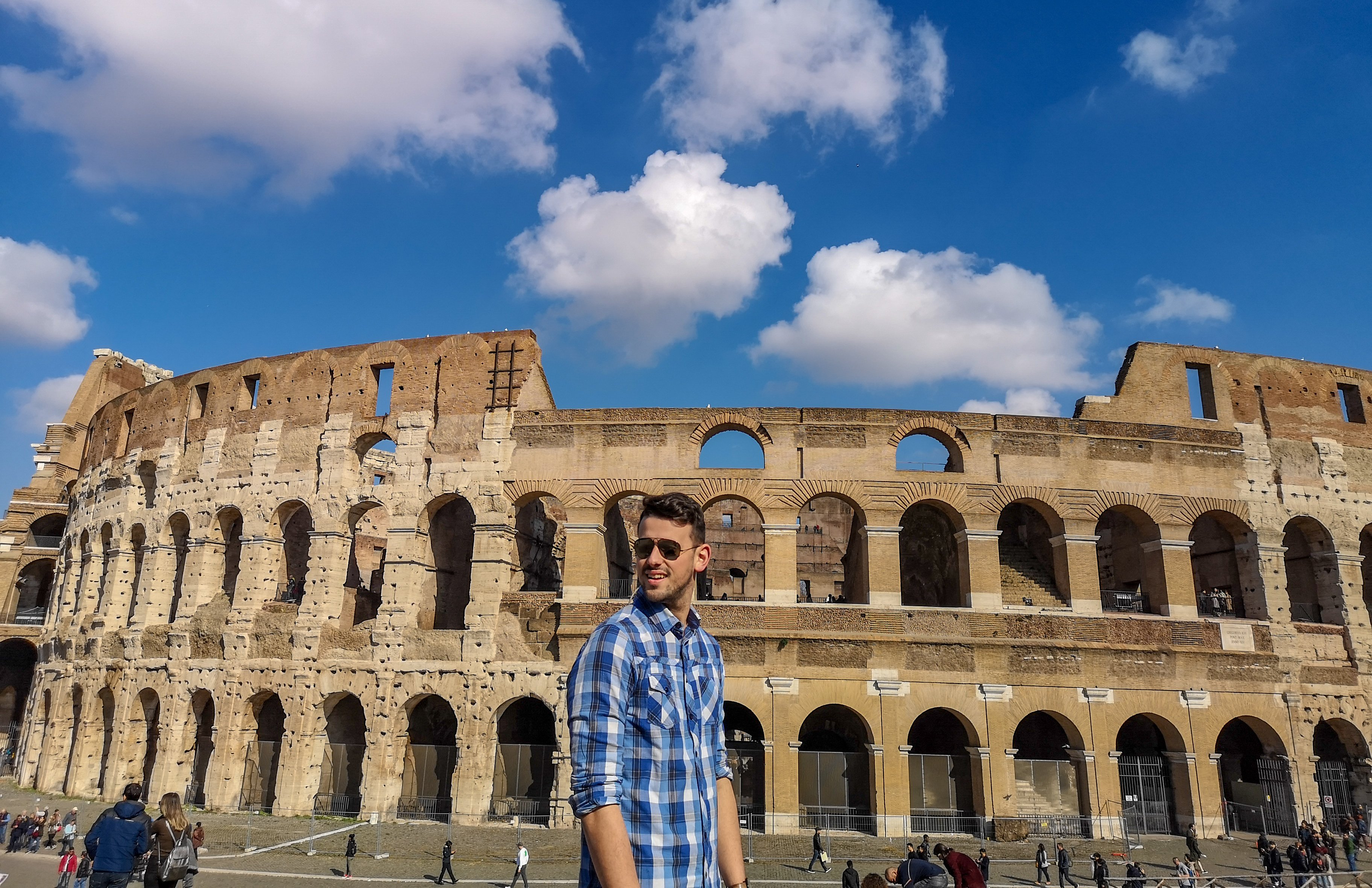 Rome: Trip to the Eternal city, where all the roads lead you back in