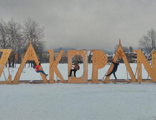 """Ζακοπάνε: Εξόρμηση στις Πολωνικές """"Άλπεις"""""""