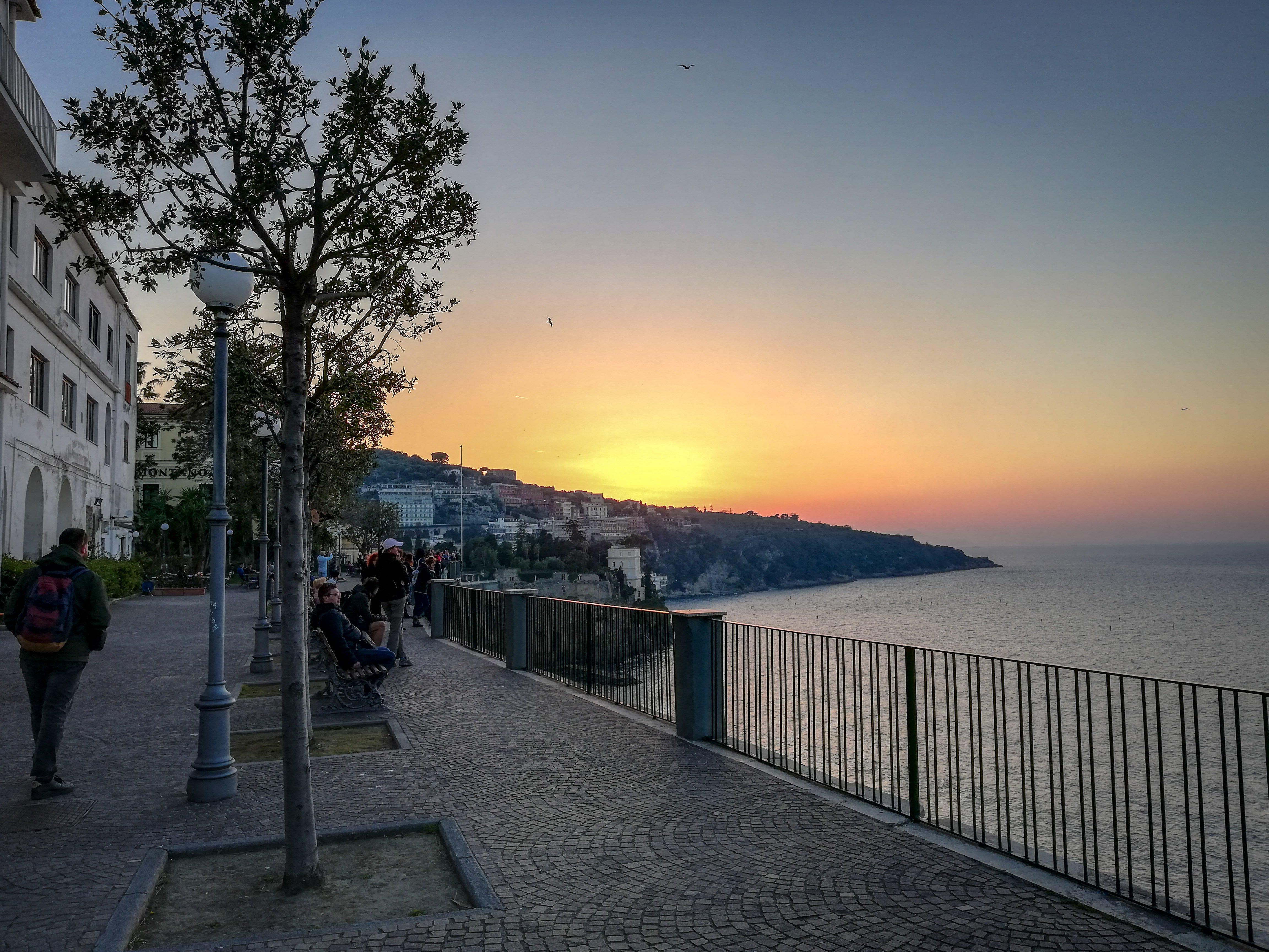 Σορρέντο: Φύγαμε για  εξόρμηση στην Ιταλική Ακτή