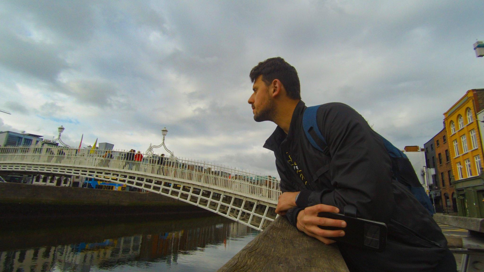Δουβλίνο: Ταξιδιώτης μόνος στην καρδιά της Ιρλανδίας