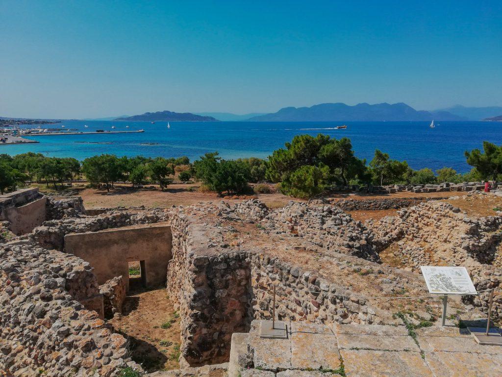 Αρχαιολογικός Χώρος Αίγινας