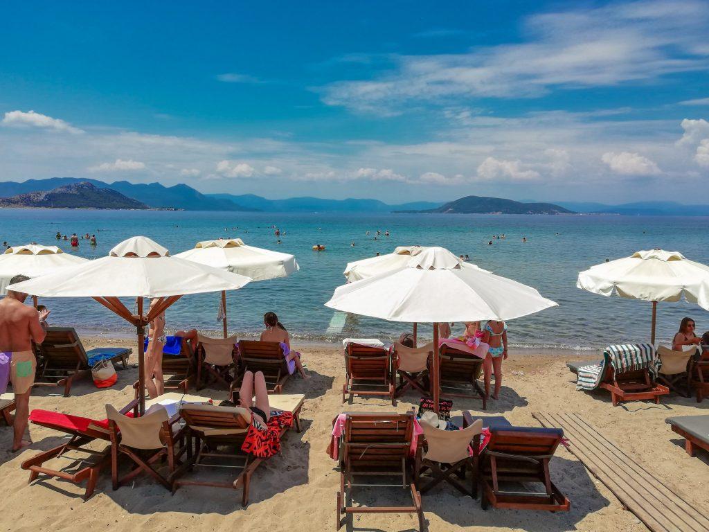 Παραλία Μαραθώνα Αίγινας