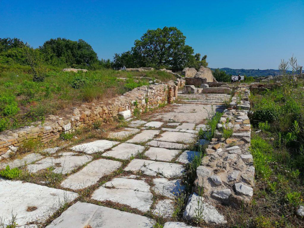 Αρχαίος δρόμος της Νικόπολης