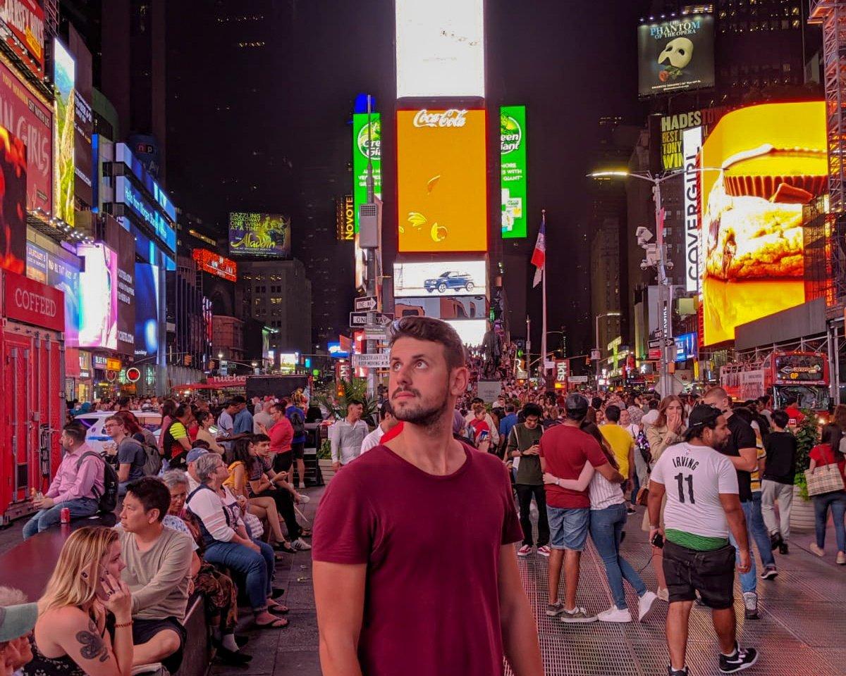 Νέα Υόρκη: Πτήση για τη Μητρόπολη του κόσμου