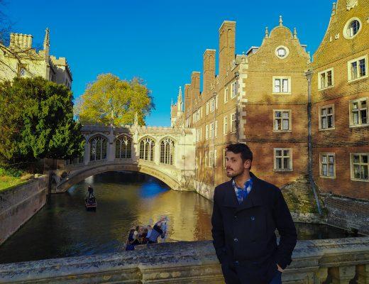 Κέιμπριτζ: Εκδρομή στη βρετανική φύση