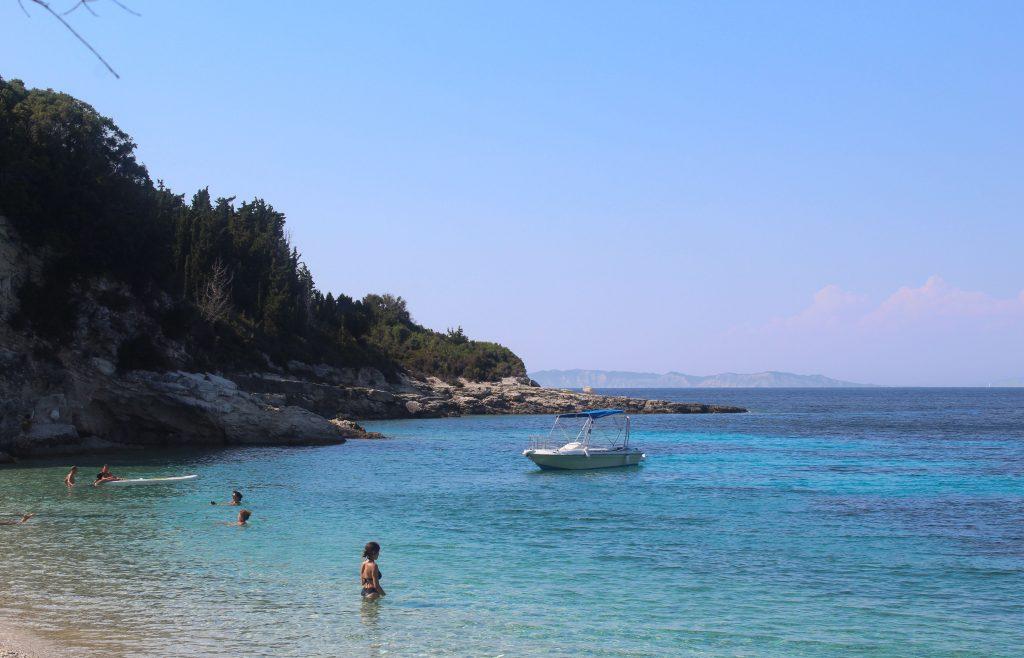 Παραλία Παξοί