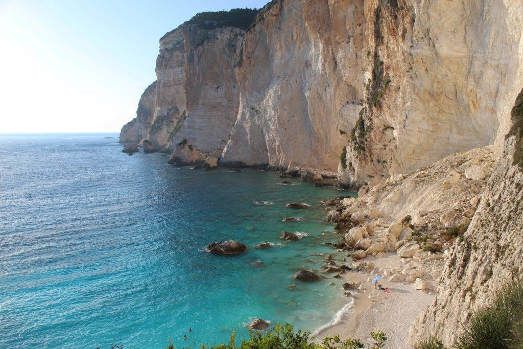 Ερημίτης Παραλία Παξοί