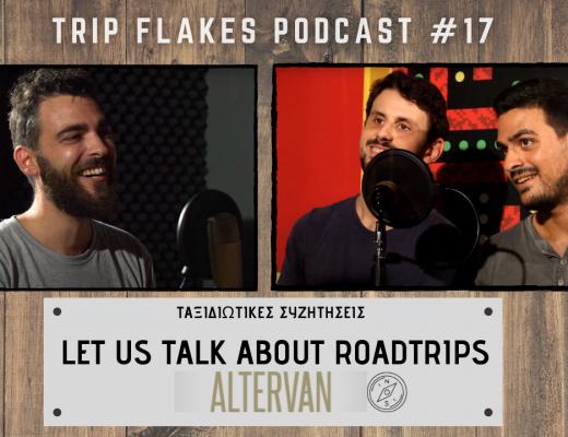 Let Us Talk About Roadtrips: Altervan