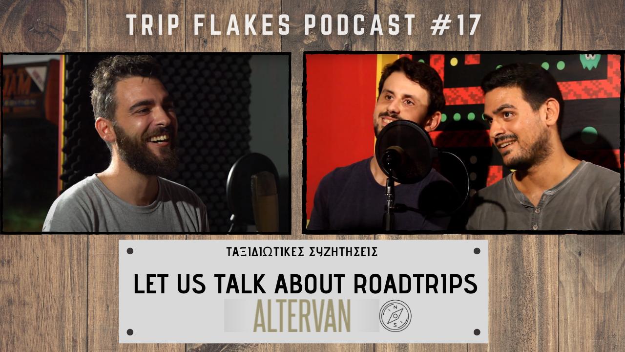 Συνέντευξη Altervan με τους Trip Flakes