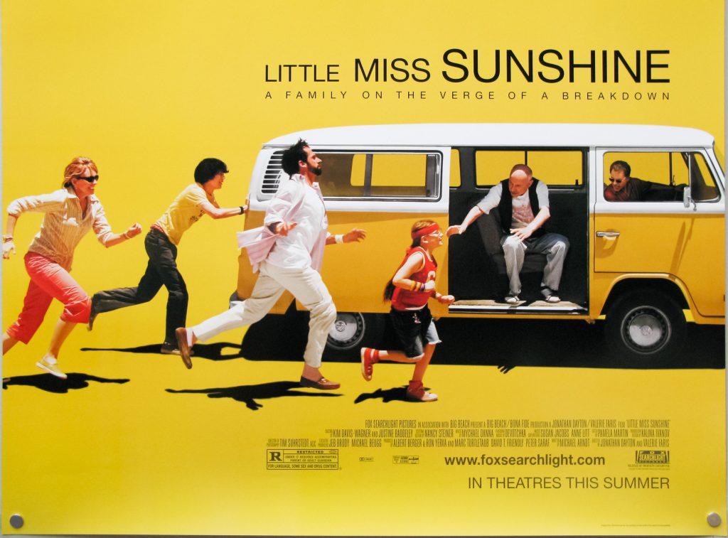 Little Miss Sunshine ταινία για GrecOnTrek