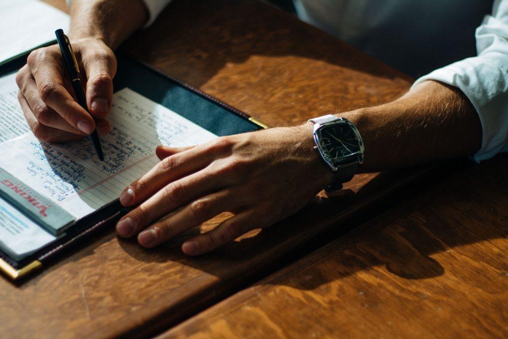 Ευκαιρία για Journaling - Στόχοι με Νόημα