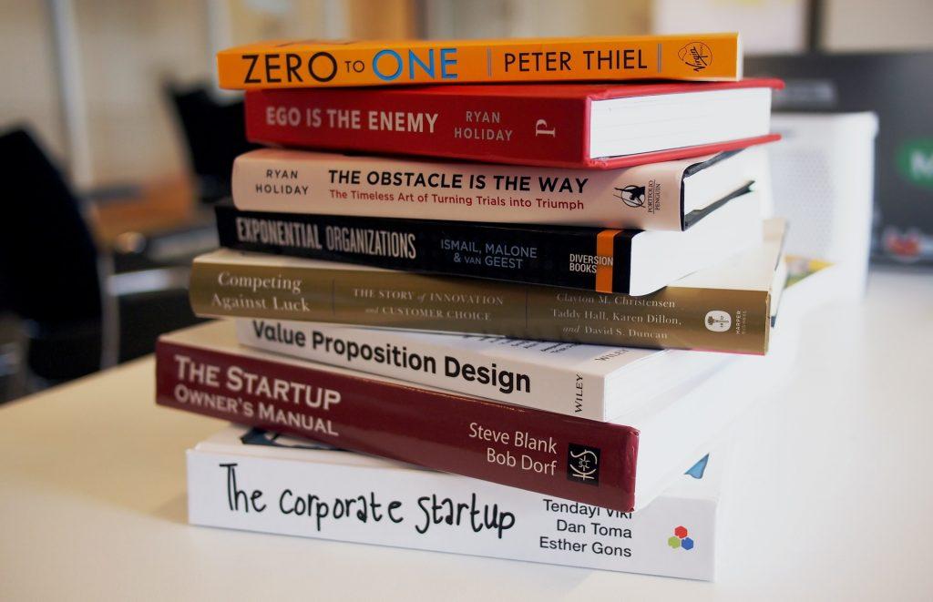 Ένα βιβλίο το μήνα - Στόχοι για το Νέο Έτος